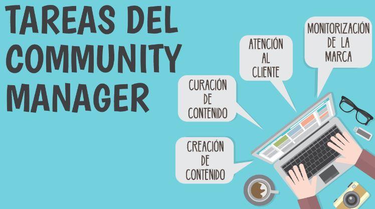 Funciones del community manager