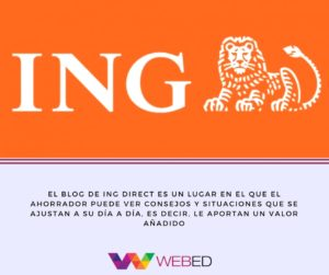 El blog corporativo de ING Direct