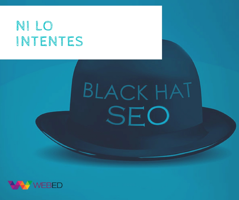 Técnicas de black hat