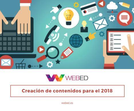 Marketing de contenidos para el 2018